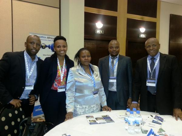 SES Delegates meeting with Lesotho V. Minister of Primary and Secondary Education