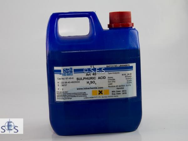 Sulphuric Acid concentrated
