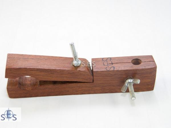 Wooden Retort clamp